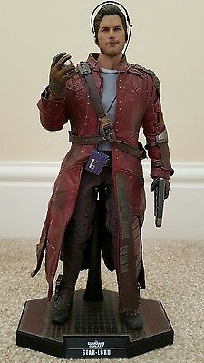 Guardians of the Galaxy Star-Lord Sixth Scale Figure by Hot Toys