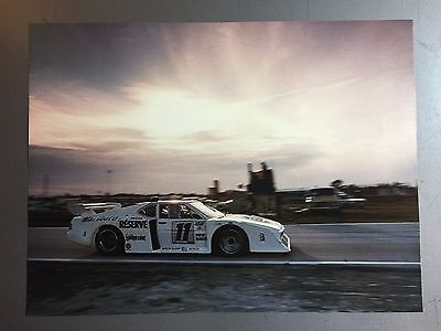 BMW M1 Coupe Race Car Print, Picture, Poster RARE!! Awesome L@@K