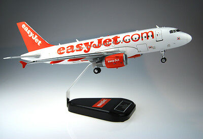 Airbus A319 Easyjet Model  By Bravo Delta