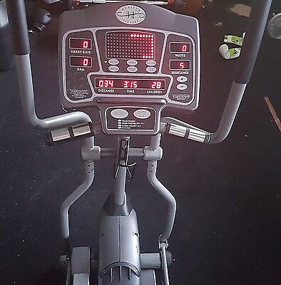 Horizon Fitness Andes 200 Elliptical Cross Trainer Gym Commercial Quality