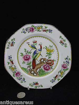 Old Chelsea 8 3/4 Plate Winkle Made In England