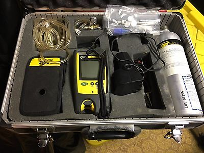 BW Industries gas detection kit gas alert max, gas sniffer, Detector