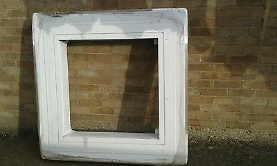 Velux ZCE 080080 0015 , 150 mm high extension kerb, for 80x80 window  - NEW