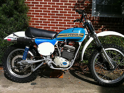 1974 Other Makes  1974 Penton 175cc Jackpiner Motorcycle