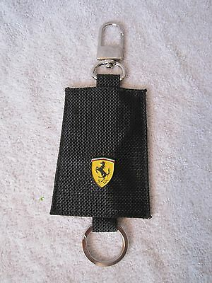 Rare - Authentic - Ferrari - Slide Key Chain - Highly Collectible - Great Gift!!