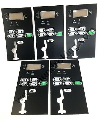 70257801 (5) Pieces High Quality Overlay  For Speed Queen Stt30 Bc/b Dryer