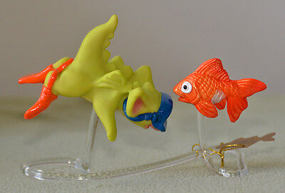 Glub Glub And Flippers. MIB. Whimsical World Of Pocket Dragons