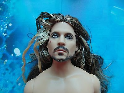 Nude Pirate Johnny Depp Barbie Doll