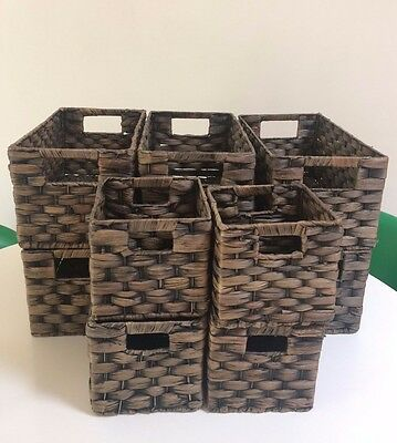Storage boxes/ baskets