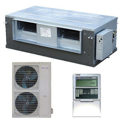 New PROMA 16.5kw  Inverter Ducted Split System Air Conditioner Reverse Cycle