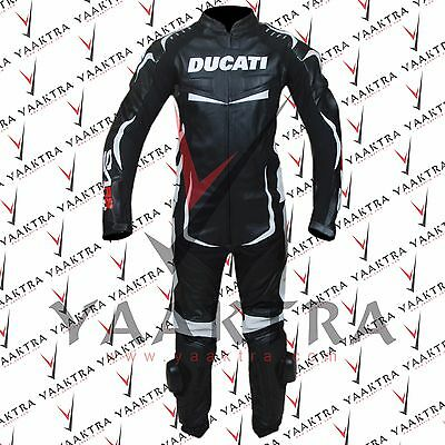 Ducati S4RS One Piece Motorbike Racing Leather Suit