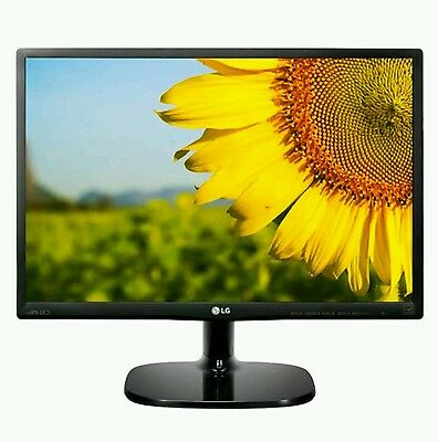 NEW LG 24MP48HQ 24in Widescreen IPS LED Monitor