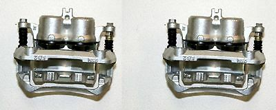 PAIR of Front Brake Calipers RH+LH For Nissan Pathfinder R51 2.5TD 1/2005>On NEW