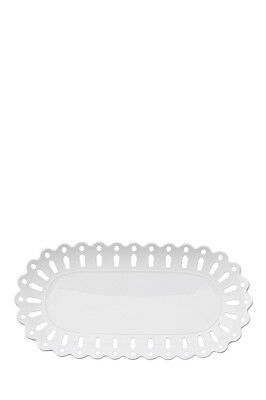 NEW Maxwell & Williams Lille Oblong Plate, Gift Boxed, 30x15cm