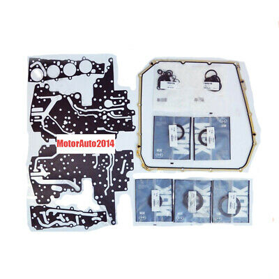 DL501 Overhaul kit,seal and gasket set,OHK,0B5 Gearbox,seal set,S-tronic,Audi