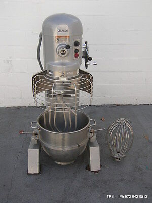 Hobart 60 Qt Mixer Model # H 600 T  With Hook and Whisk