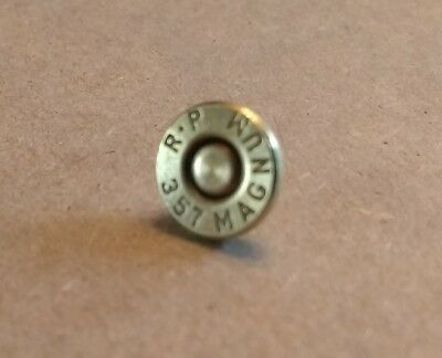 Bullet Pin - Pick a favorite caliber! Perfect (inexpensive) gift!