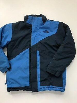 The North Face Boy Size M 10 / 12 Hyvent Winter Jacket