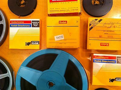 1300 Feet Of Super 8 8Mm Or 16Mm Movie Film Transfer To Dvd Best Family Gift