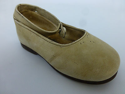 Sweet Little Antique Child's Shoe Ankle Button Fastening