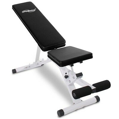 Banc de musculation abdominaux inclinable sport fitness musculation 0701039