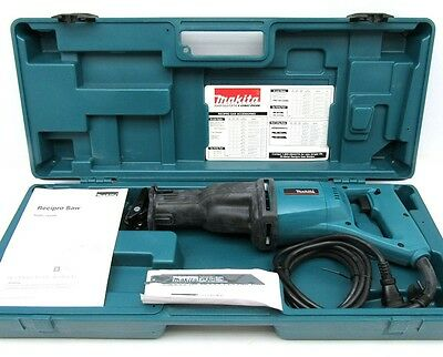 Manufacturer Reconditioned Makita Jr3000V Recprocating Saw