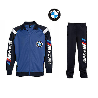 Stylish Roly Two - Toned Tracksuit BMW MPower