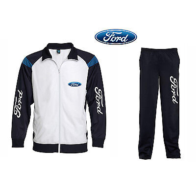 Stylish Roly Two - Toned Tracksuit Ford