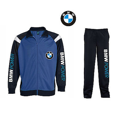 Stylish Roly Two - Toned Tracksuit BMW Power