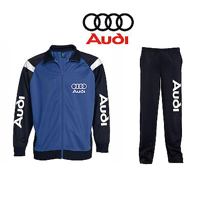 Stylish Roly Two - Toned Tracksuit Audi