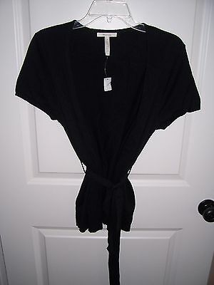 Ladies Black Maternity Cardigan - Size Large - New with Tags - Old Navy Brand