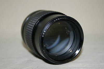 AUTO IMAGE 135mm 1:3.5  LENS FOR YASHICA CONTAX MOUNT 40726
