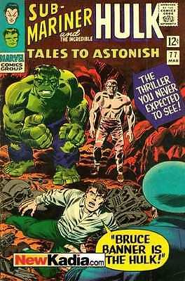 Tales to Astonish (1959 series) #77 in Fine + condition. FREE bag/board