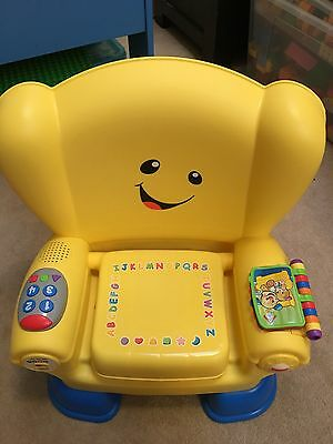 *as New* FISHER PRICE Smart stages learning & Musical Chair - Melbourne