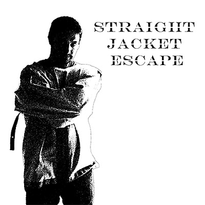 Escape Künstler Gerade Jacke (xl) by Premium Magic - Trick