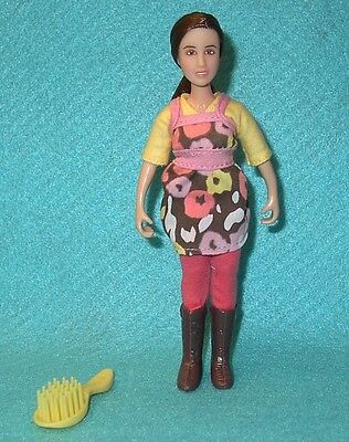 Breyer Classic Cute Fully Articulated Girl Doll #61047 New 11 Classic Pet Sitter