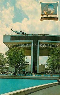 72876372 New York City The Port of York Authory Heliport and Exhibit Building Ne