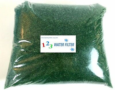 Color Changing DI 2 Lbs Bag - RO/DI COLOR CHANGING GREEN RESIN Deionization MBDG