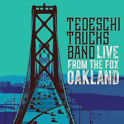 Live From The Fox Oakland [2 CD/DVD], New Music