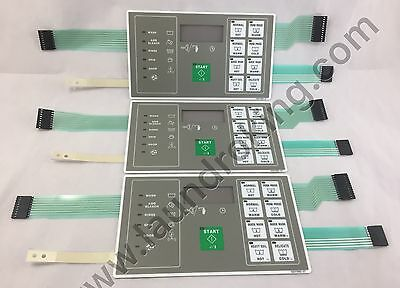 F0231582-07 Brand New Keypad For Huebsch Bc Washer