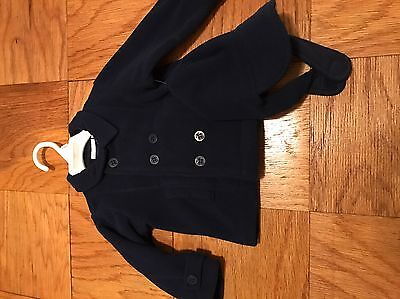 First Impressions Baby Boys winter coat and hat new with tags