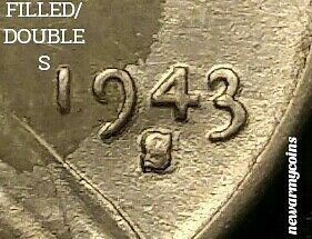 USA AMERICAN ERROR COINS 1943 S STEEL LINCOLN WHEAT PENNY newarmycoins