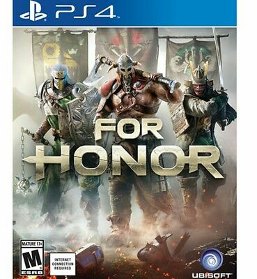 For Honor download (Sony PlayStation 4, 2017)