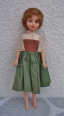 Vintage 1960s Madame Alexander Sound of Music 17 Inch Maria Doll Outfit Loose