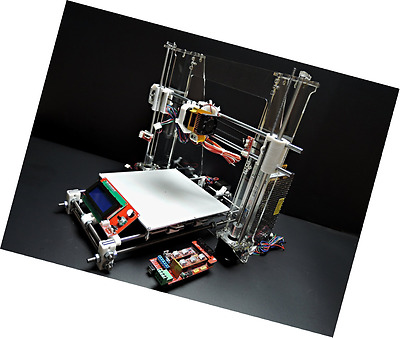 [Sintron] 3d Printer Full Complete Kit for Reprap Prusa i3 ,With Mega 2560 , Ram