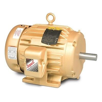 Em2334T 20 Hp, 1765 Rpm New Baldor Electric Motor 3Ph, 60Hz, 256T