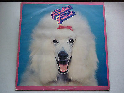 "The Fabulous Poodles - Self Titled - NSPL 18530 - 12"" LP Vinyl Record"