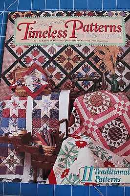 Favourite Timeless Patterns for today's Quilter Booklet by The Editors