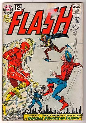 DC Comics VG FLASH  #129 JLA  batman 1961  Captain cold