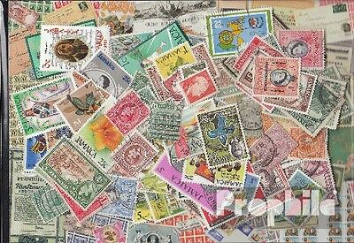 jamaica 100 différents timbres